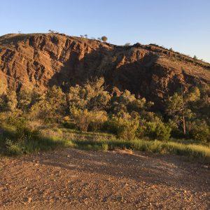 Ruth le Cheminant Flinders Ranges #2