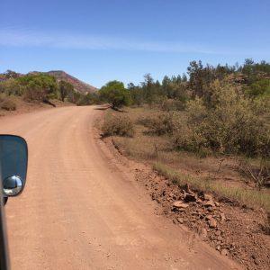 Ruth le Cheminant Flinders Ranges #5