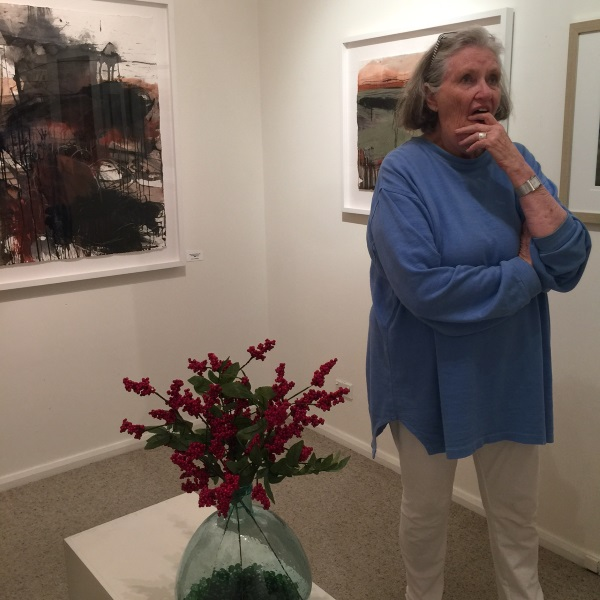 Gallery Blackheath January 2016 with Patti Skenridge