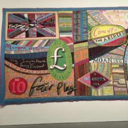 Grayson Perry exhibition My Pretty Art Career on till 1st May at MCA Sydney