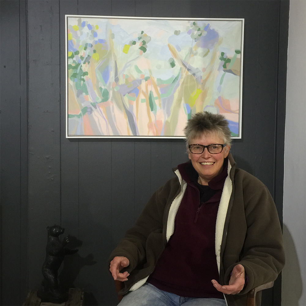 Ruth le Cheminant is now with Rex-Livingston Art + Objects Gallery 182-184 Katoomba Street, Katoomba.