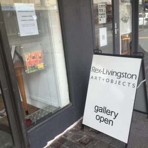 Ruth le Cheminant is now at Rex-Livingston Art + Objects Gallery 182-184 Katoomba Street, Katoomba.