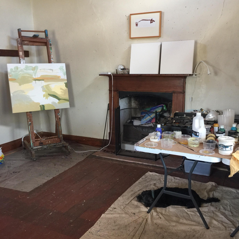 Studio at Little Kickerbell